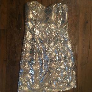 Trixxi size 5 sparkly dress